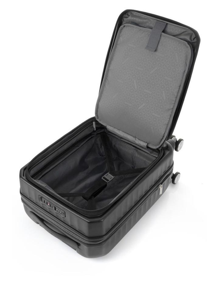 Frontec Small 55cm Hardside Suitcase - Black image 4