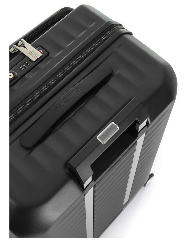 Frontec Small 55cm Hardside Suitcase - Black image 6