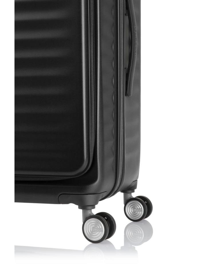 Frontec Small 55cm Hardside Suitcase - Black image 7