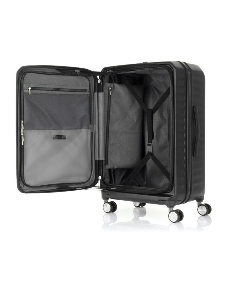 Frontec Med 69cm Hardside Suitcase - Black image 2