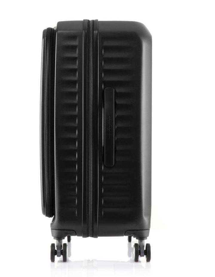 Frontec Med 69cm Hardside Suitcase - Black image 3