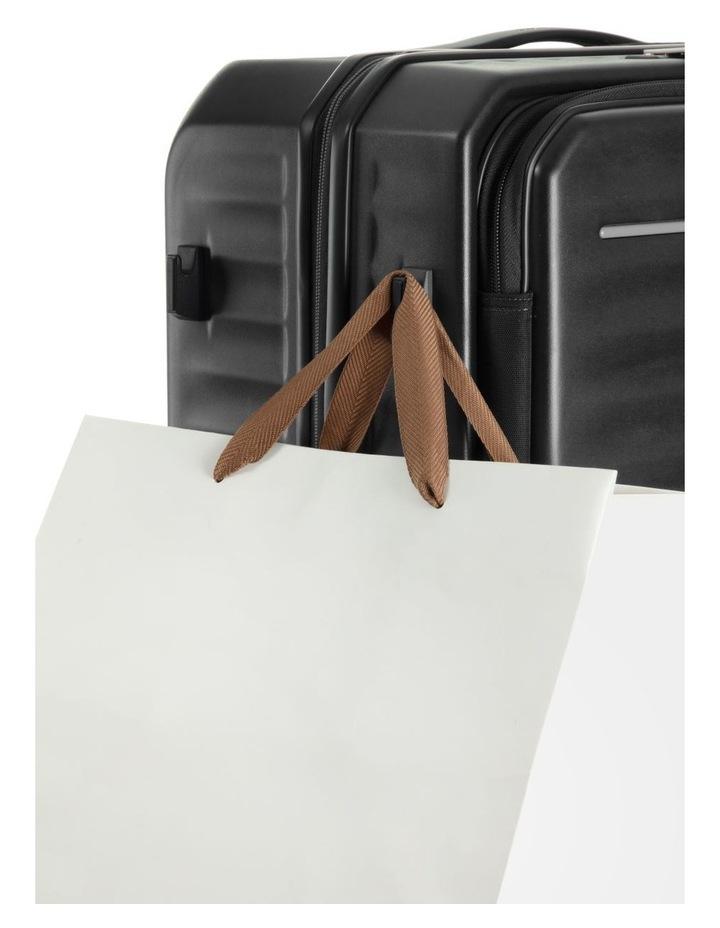 Frontec Med 69cm Hardside Suitcase - Black image 5