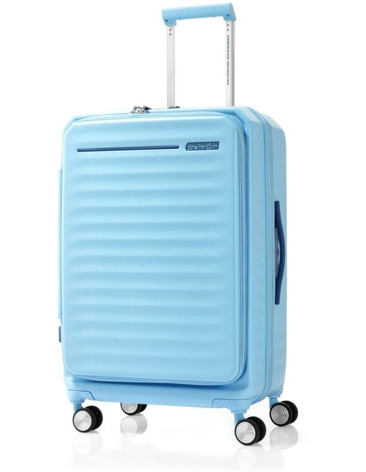 Frontec Med 69cm Hardside Suitcase - Aquamarine image 1