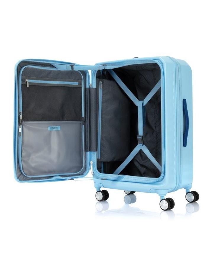 Frontec Med 69cm Hardside Suitcase - Aquamarine image 3