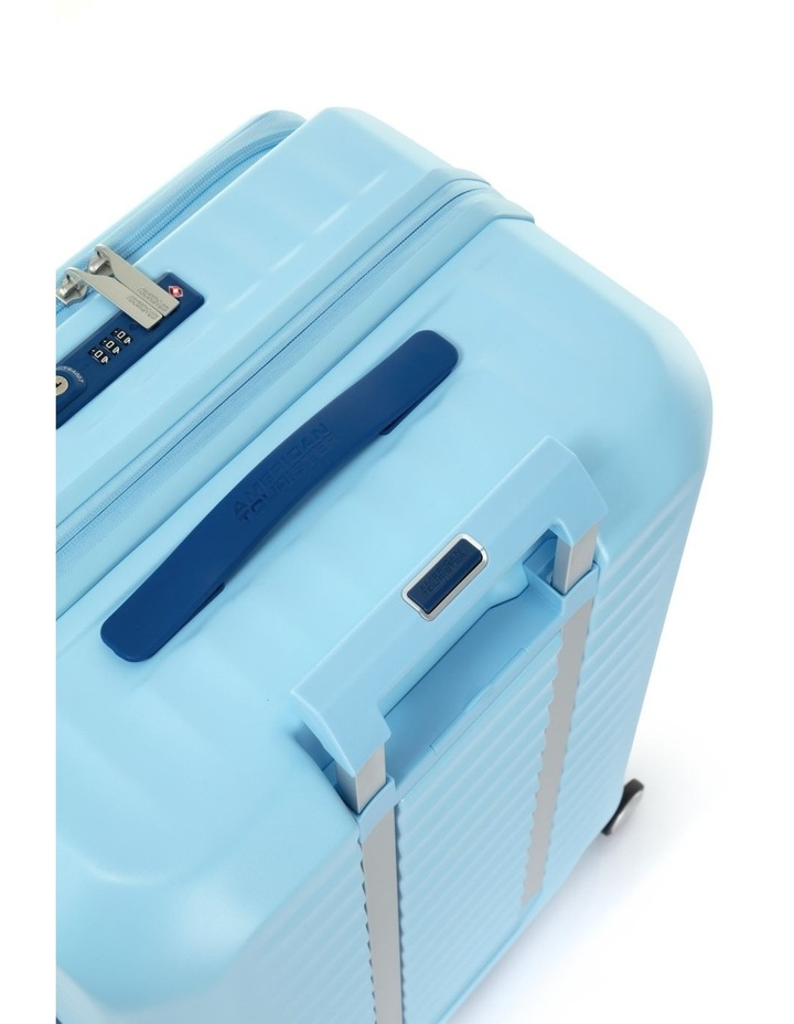 Frontec Med 69cm Hardside Suitcase - Aquamarine image 5