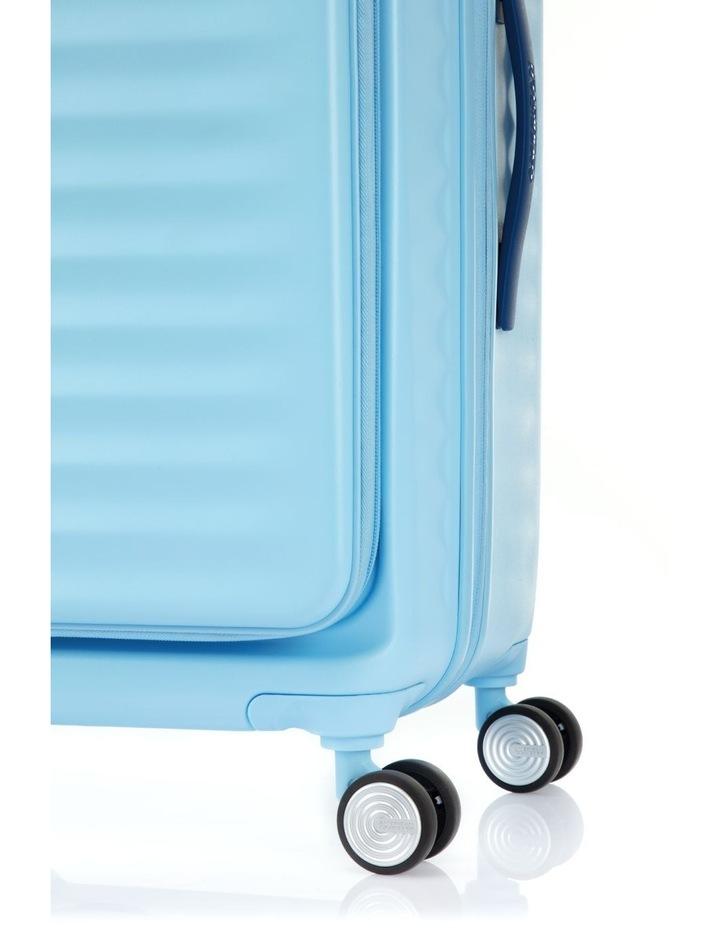 Frontec Med 69cm Hardside Suitcase - Aquamarine image 6