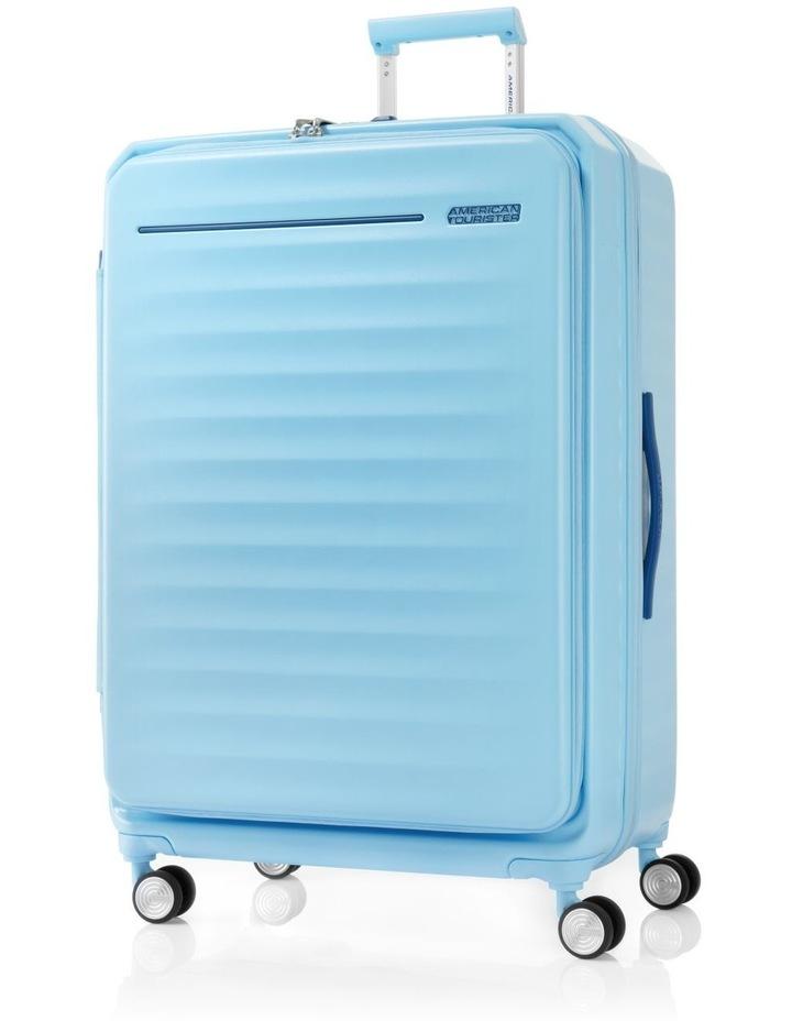 Frontec Large 79cm Hardside Suitcase - Aquamarine image 1