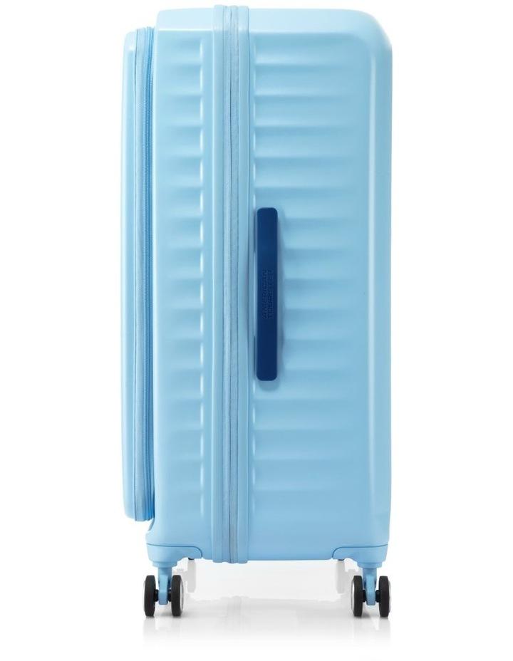 Frontec Large 79cm Hardside Suitcase - Aquamarine image 3
