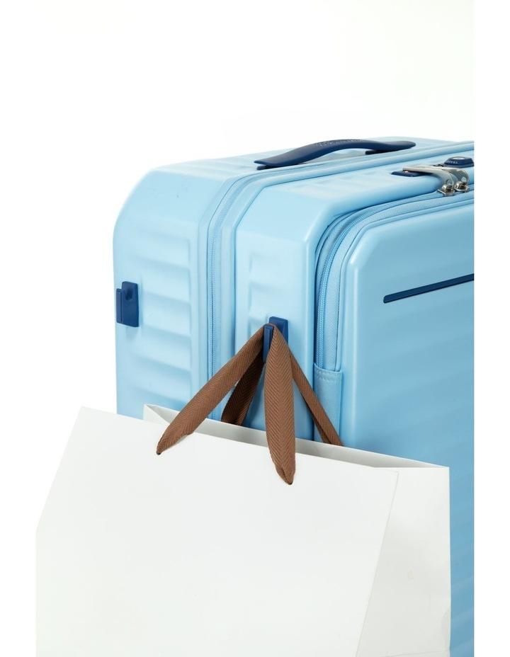 Frontec Large 79cm Hardside Suitcase - Aquamarine image 4