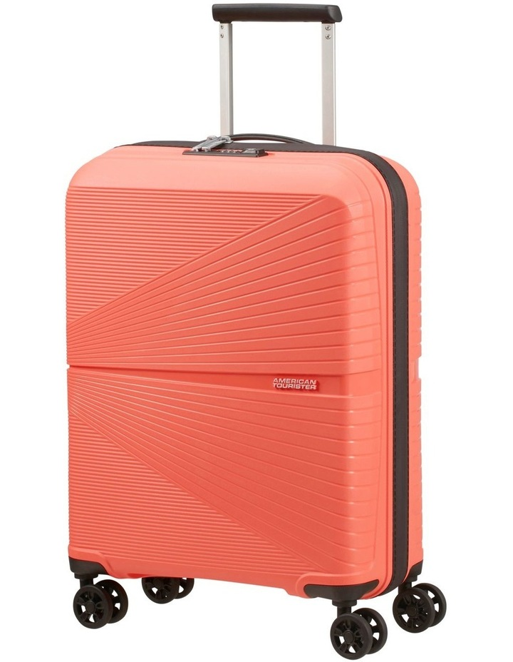 Airconic 55 cm Small Hard Spin Case - Coral image 1