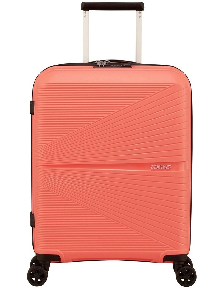 Airconic 55 cm Small Hard Spin Case - Coral image 2