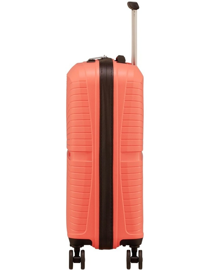 Airconic 55 cm Small Hard Spin Case - Coral image 3