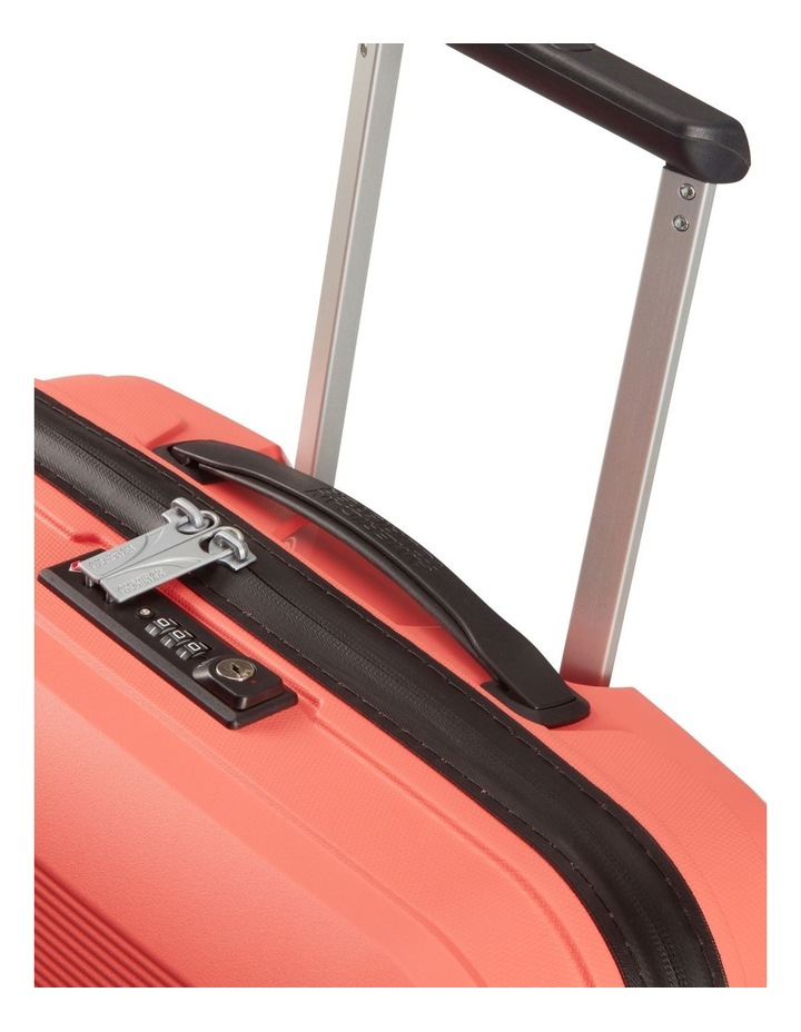 Airconic 55 cm Small Hard Spin Case - Coral image 5