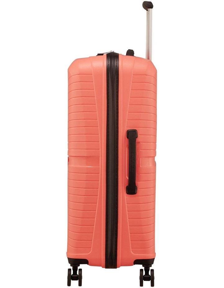 Airconic 67cm Med Hard Spin Case - Coral image 3