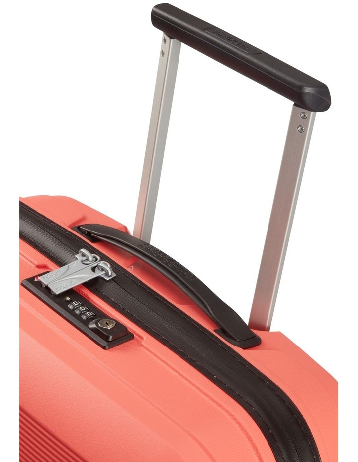 Airconic 67cm Med Hard Spin Case - Coral image 5