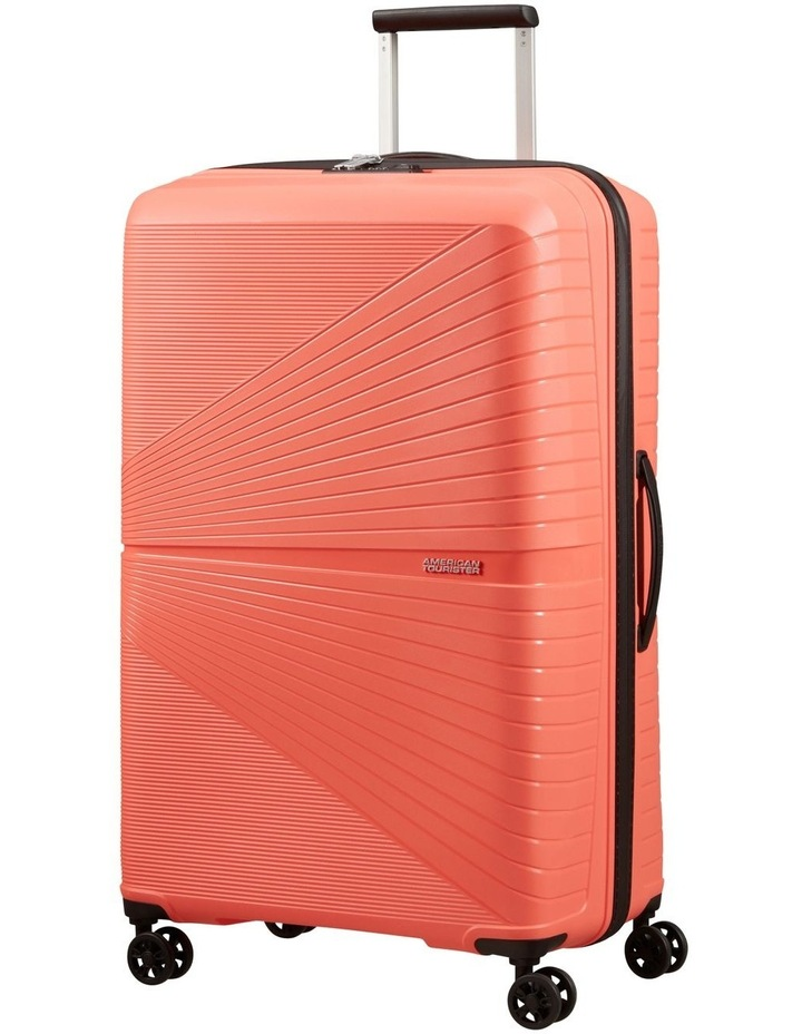 Airconic 77cm Large Hard Spin Case - Coral image 1
