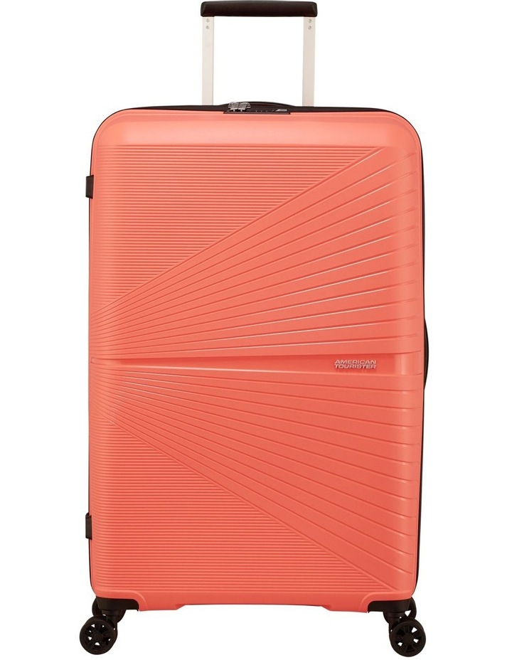 Airconic 77cm Large Hard Spin Case - Coral image 3