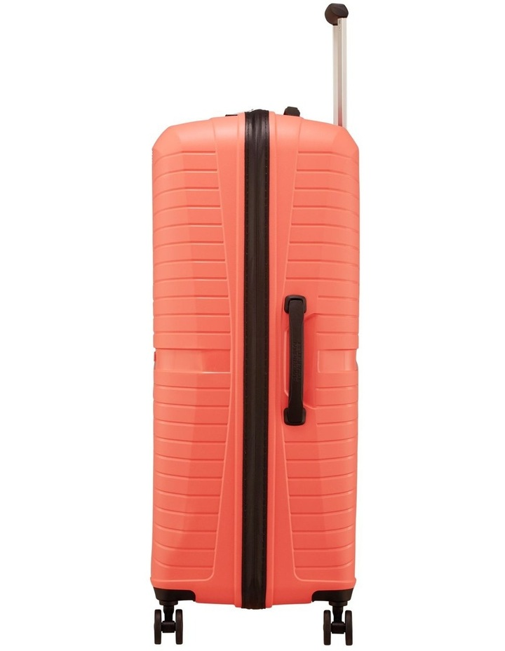 Airconic 77cm Large Hard Spin Case - Coral image 4