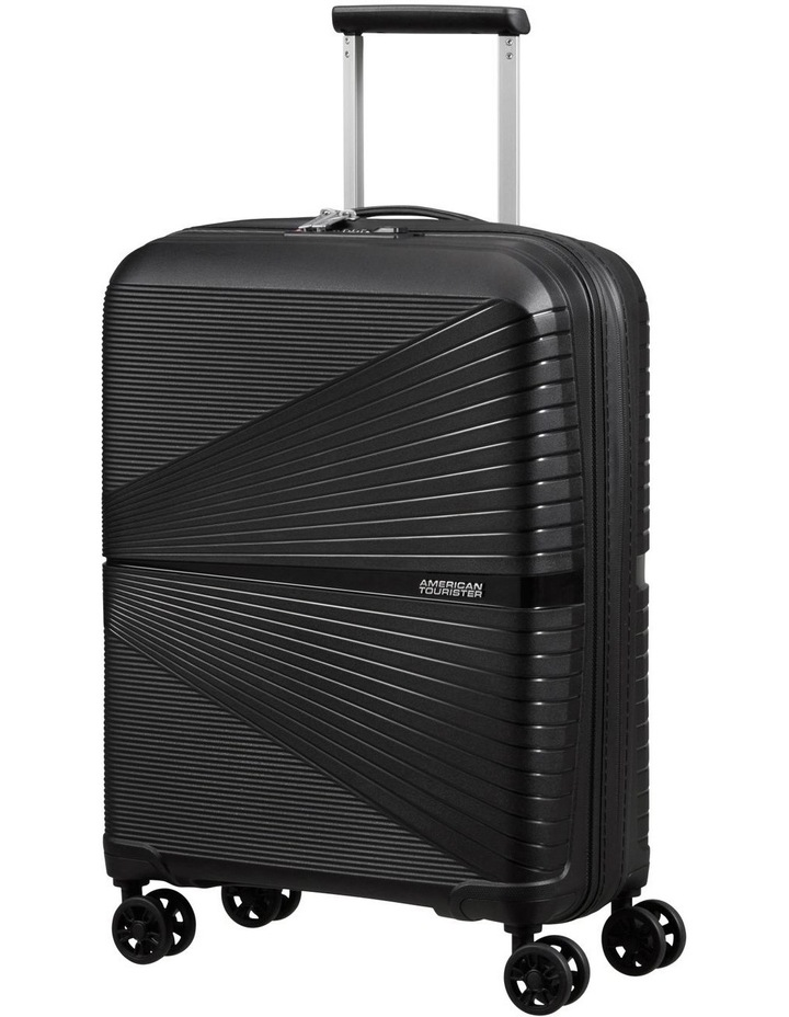 Airconic 55 cm Small Hard Spin Case - Black image 1