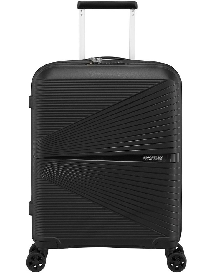 Airconic 55 cm Small Hard Spin Case - Black image 2