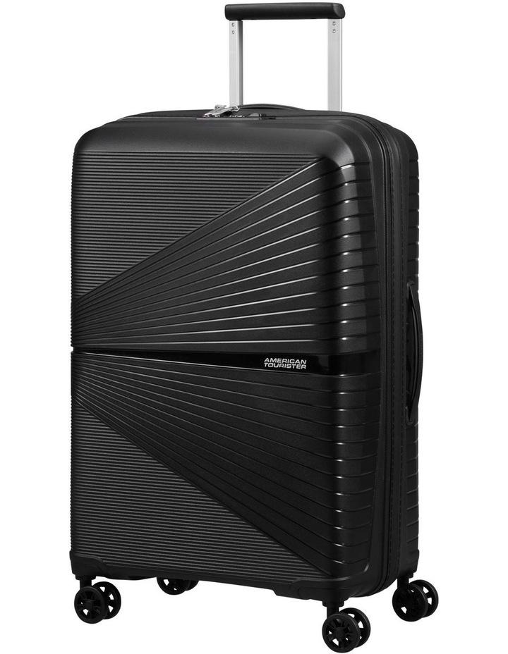 Airconic 67cm Med Hard Spin Case - Black image 1