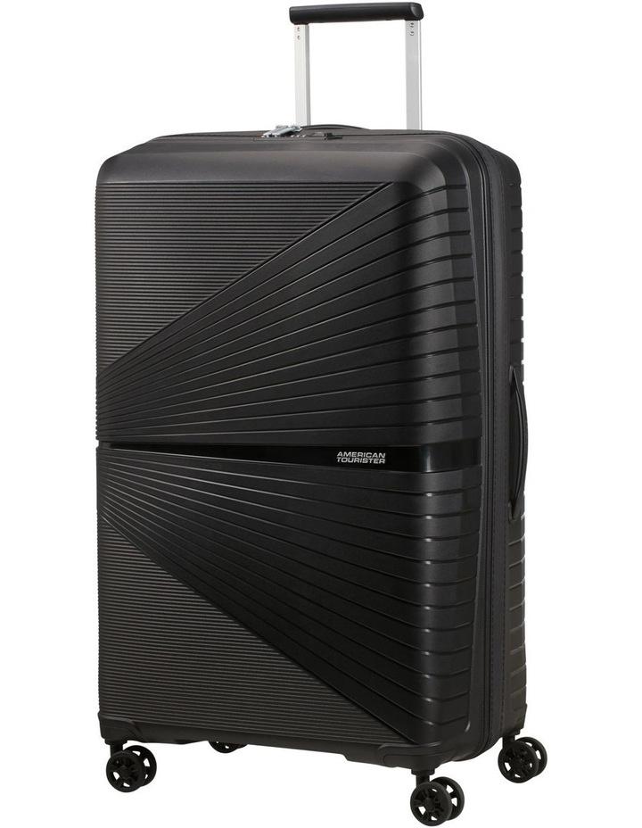 Airconic 77cm Large Hard Spin Case - Black image 1