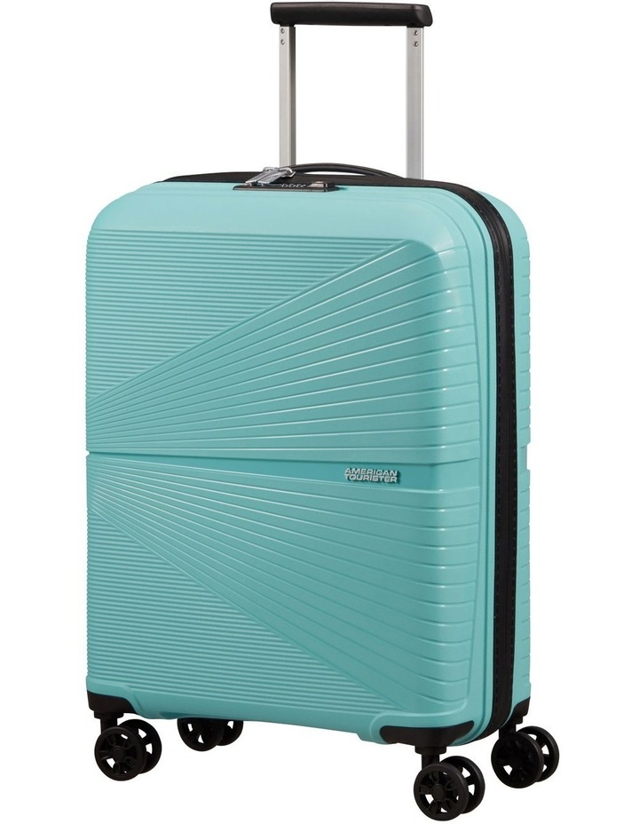 Airconic 55 cm Small Hard Spin Case - Baby Blue image 1