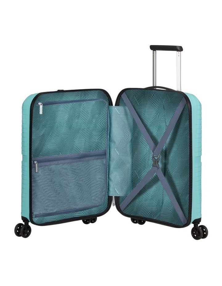 Airconic 55 cm Small Hard Spin Case - Baby Blue image 2