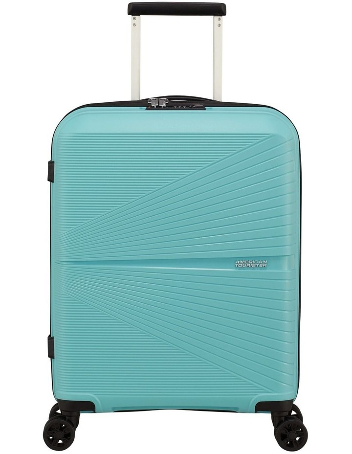 Airconic 55 cm Small Hard Spin Case - Baby Blue image 3