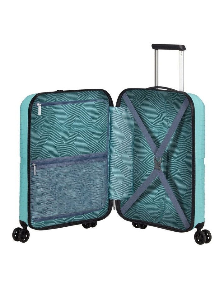 Airconic 55 cm Small Hard Spin Case - Baby Blue image 4