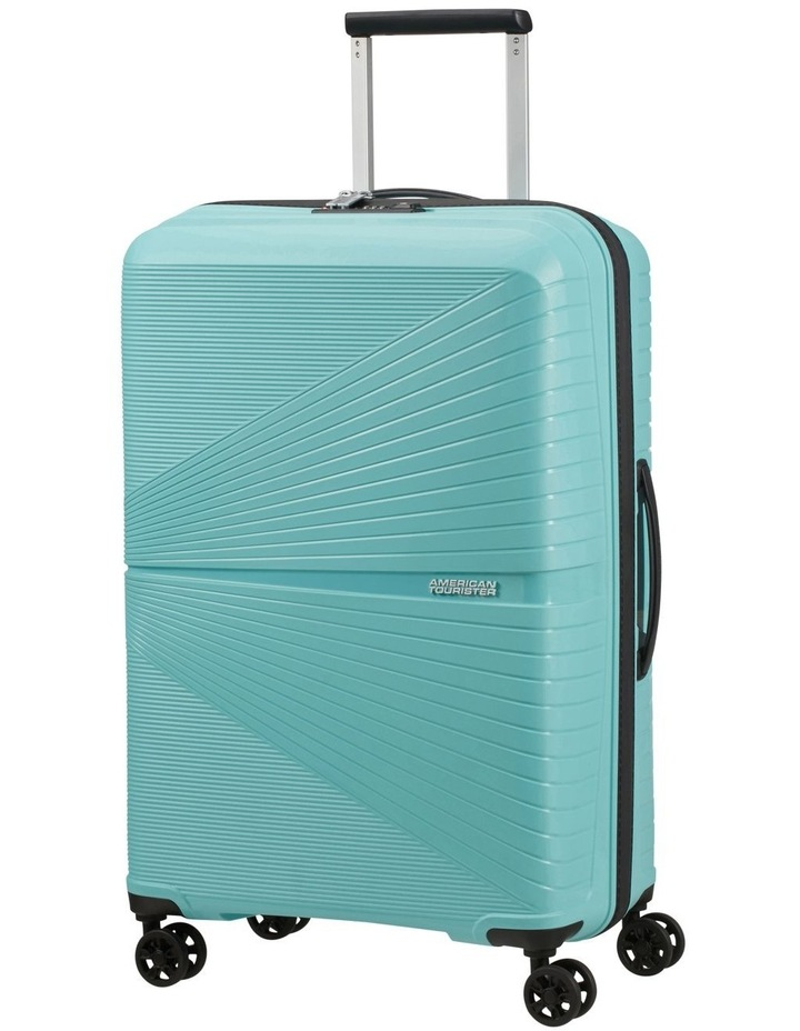 Airconic 67cm Med Hard Spin Case - Baby Blue image 1