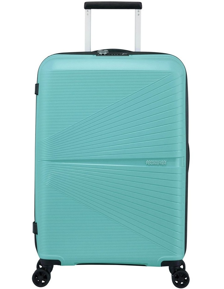 Airconic 67cm Med Hard Spin Case - Baby Blue image 2
