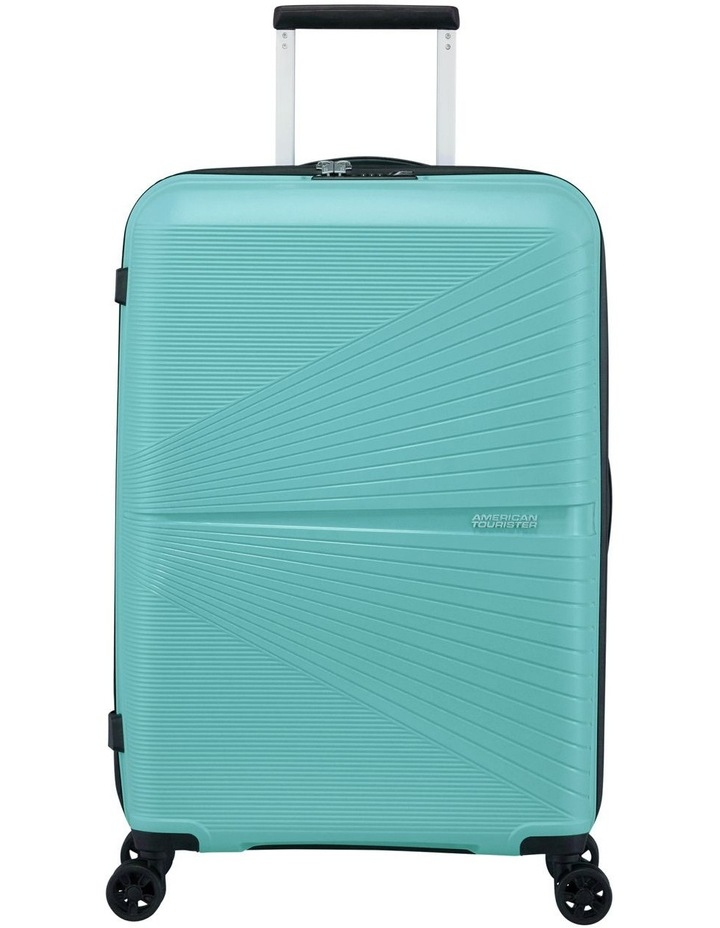 Airconic 67cm Med Hard Spin Case - Baby Blue image 3
