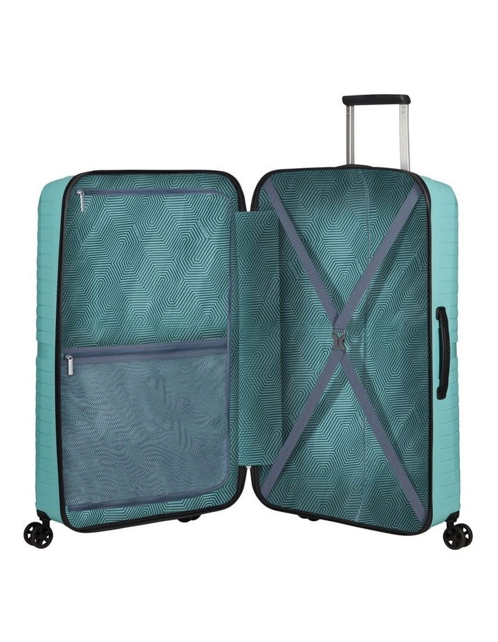Airconic 67cm Med Hard Spin Case - Baby Blue image 4