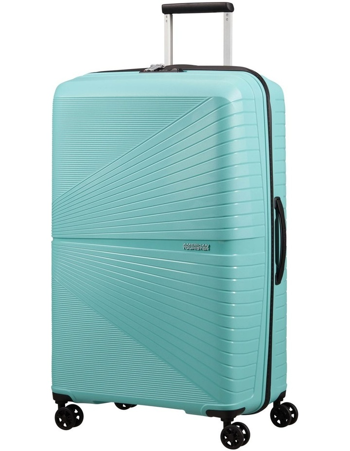 Airconic 77cm Large Hard Spin Case - Baby Blue image 1