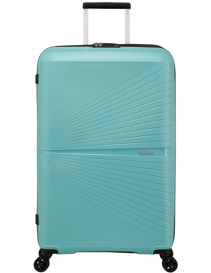 Airconic 77cm Large Hard Spin Case - Baby Blue image 2