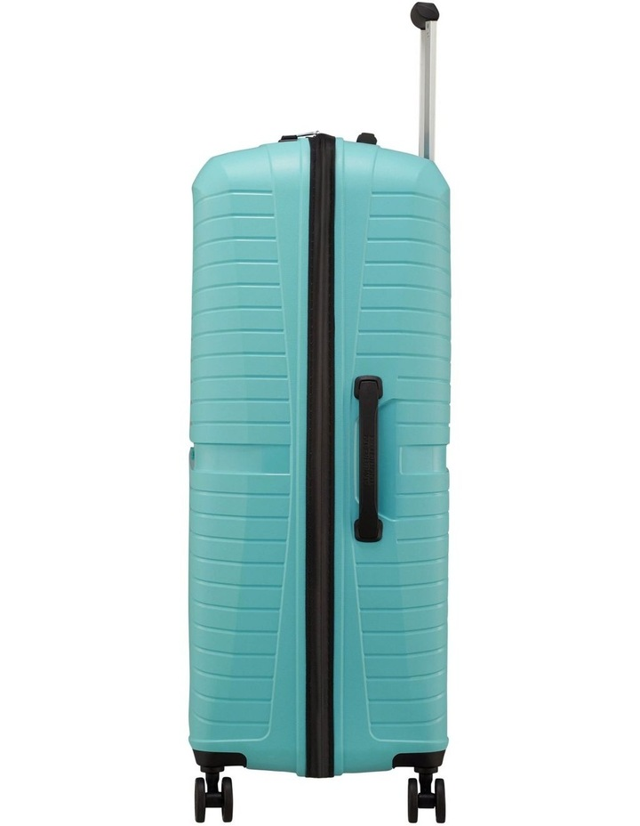 Airconic 77cm Large Hard Spin Case - Baby Blue image 3