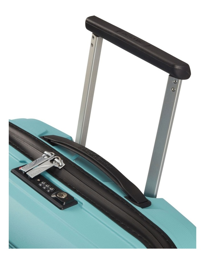 Airconic 77cm Large Hard Spin Case - Baby Blue image 5
