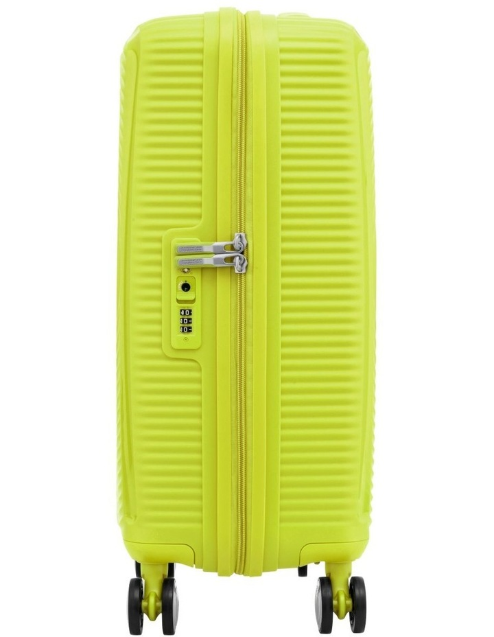 Curio 55cm Small Hard Spin Case - Lime Punch 2.7kg image 3