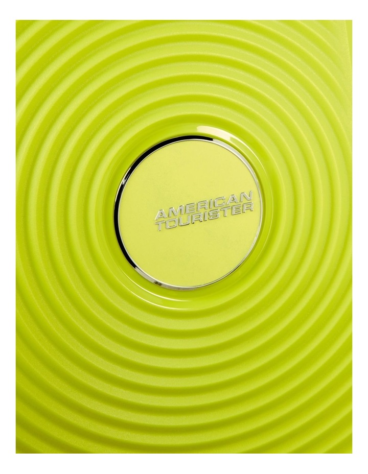Curio 55cm Small Hard Spin Case - Lime Punch 2.7kg image 5