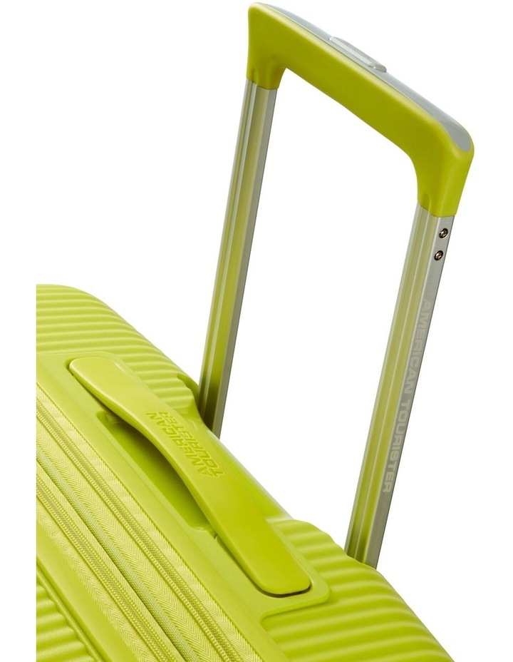 Curio 55cm Small Hard Spin Case - Lime Punch 2.7kg image 6
