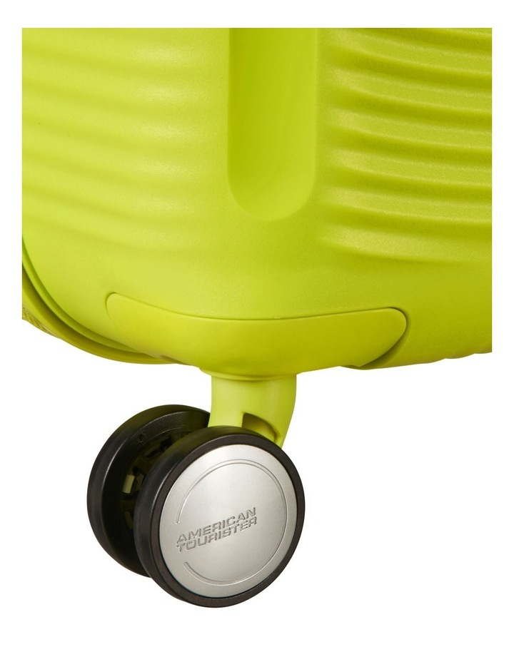 Curio 55cm Small Hard Spin Case - Lime Punch 2.7kg image 7
