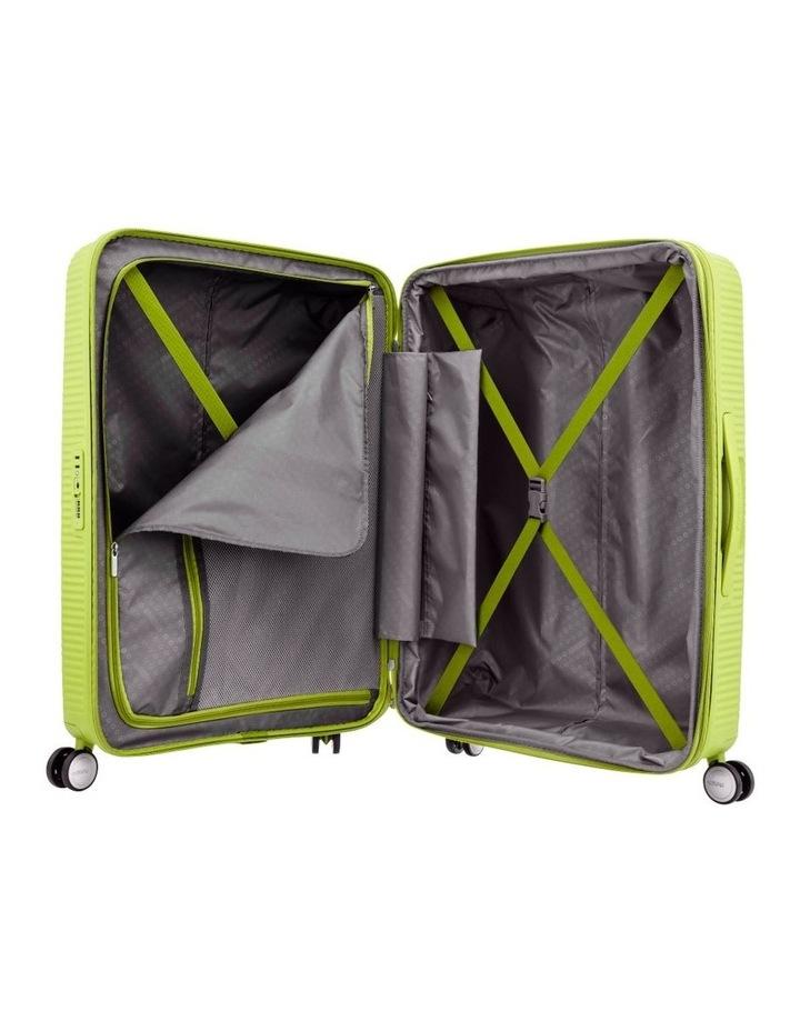Curio 69cm Med Hard Spin Case - Lime Punch 3.7kg image 2