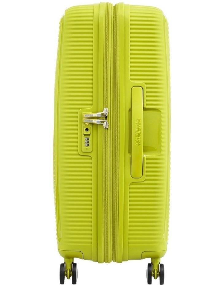 Curio 69cm Med Hard Spin Case - Lime Punch 3.7kg image 3