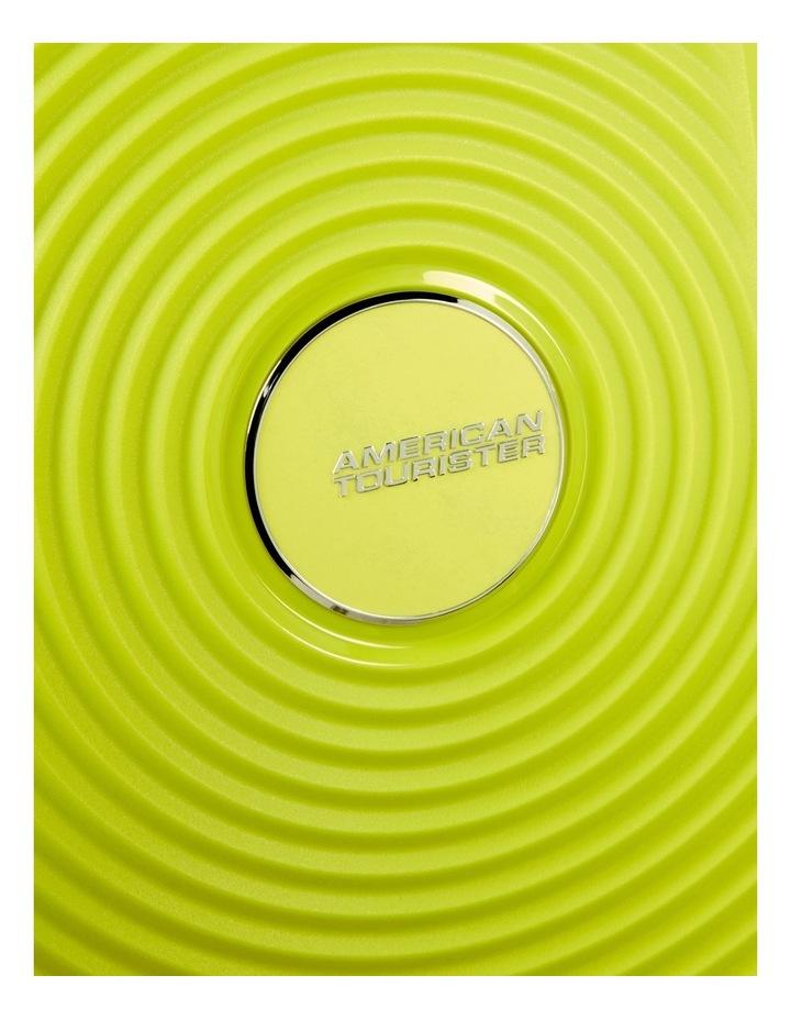 Curio 69cm Med Hard Spin Case - Lime Punch 3.7kg image 5