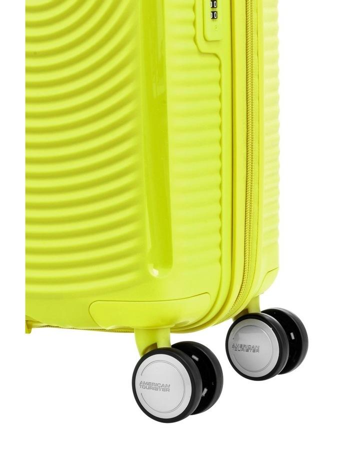 Curio 69cm Med Hard Spin Case - Lime Punch 3.7kg image 6