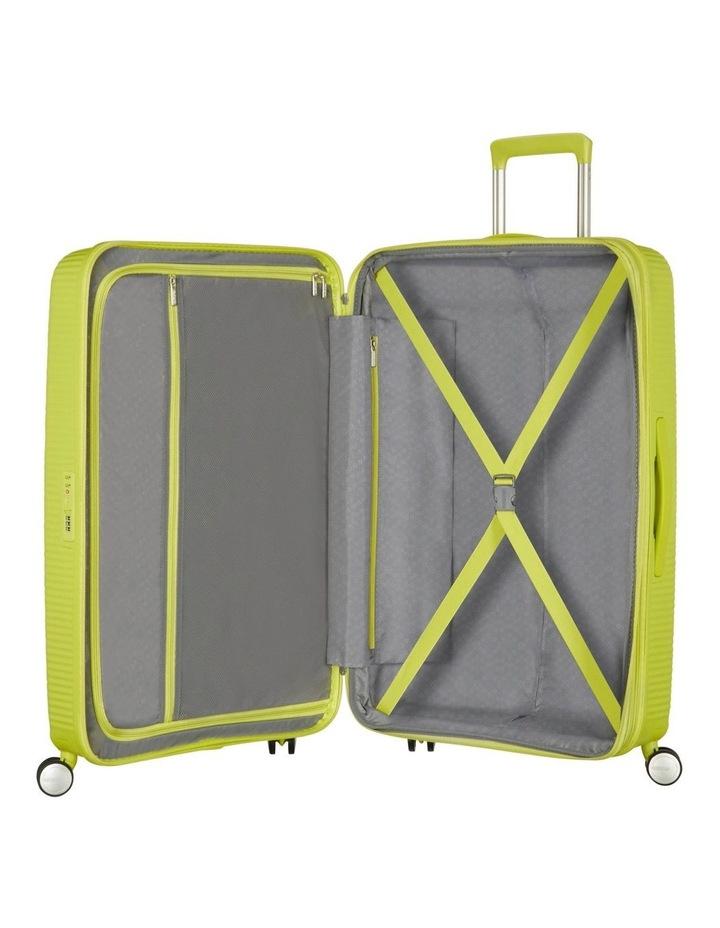 Curio 80cm Large Hard Spin Case - Lime Punch 4.6kg image 2