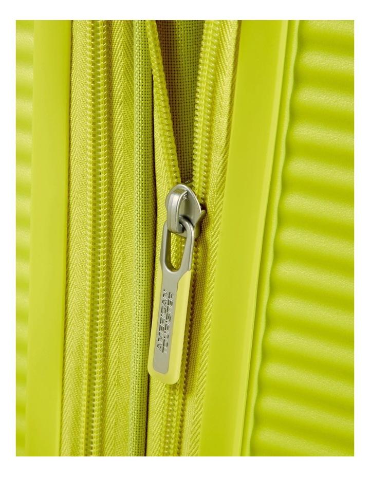 Curio 80cm Large Hard Spin Case - Lime Punch 4.6kg image 3