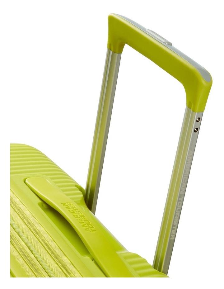 Curio 80cm Large Hard Spin Case - Lime Punch 4.6kg image 6