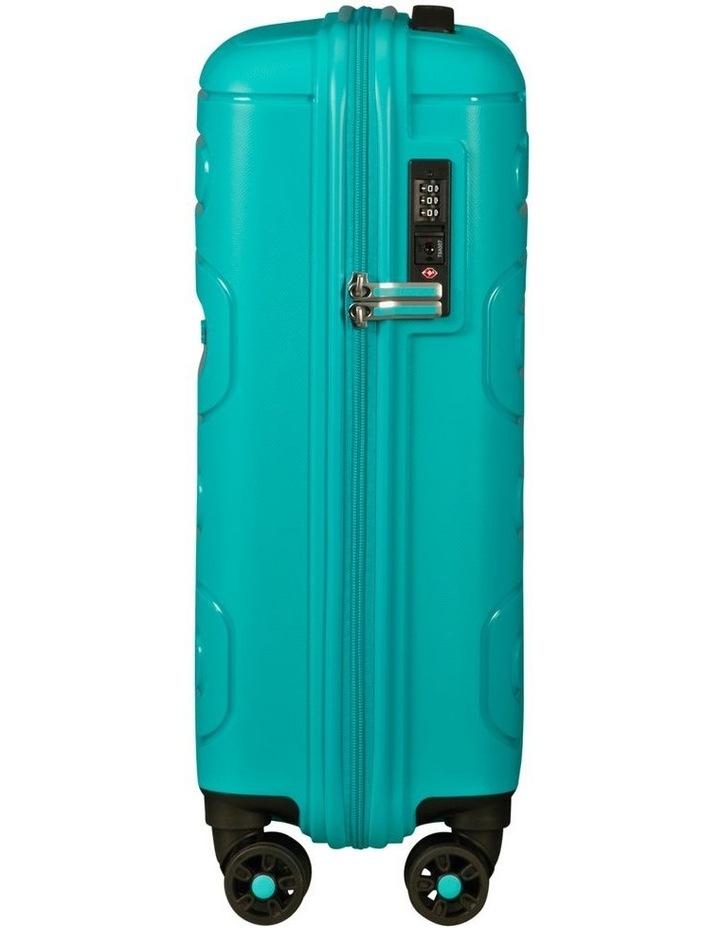 Sunside 55cm Small Hard Spin Case - Aero Turquoise image 3
